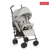 HAUCK - poussette palma plus - Fisher Price - grey