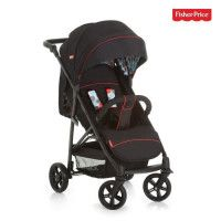 HAUCK - poussette toronto 4 - Fisher Price - black