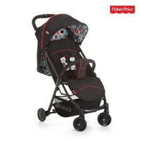 HAUCK -poussette rio plus - Fisher Price - black