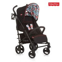 HAUCK - poussette venice - Fisher Price - black