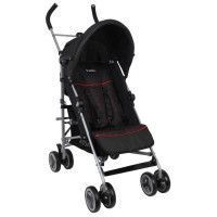 TROTTINE Poussette Canne Multipositions Arizona Celeste Rouge