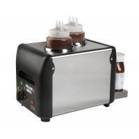 Chauffe-chocolat double CCD ROLLER GRILL - 2 litre - 0,34kW