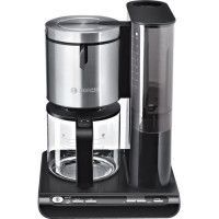 BOSCH TKA8633 Cafetiere filtre programmable Styline - Noir
