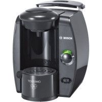BOSCH Tassimo - T40 Fidelia - Machine a cafe multi-boissons - 1300 W - Gris argent