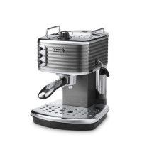 DELONGHI ECZ 351.GY Machine expresso classique Scultura - 1,4 L - Gris