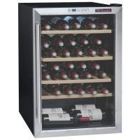 La Sommeliere LS48B - Cave a vin de service - 48 bouteilles - Pose libre - Classe B - L 53,5 x H 83 cm
