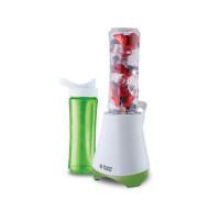 RUSSELL HOBBS Explore 21350-56 Extracteur de nutriments Mix+Go - Blanc et Vert