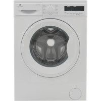 Lave-linge frontal 12 kg 1200 trs/min A+++ depart differe affichage digital blanc moteur induction