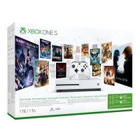 Xbox One S 1 To 3M Game Pass + 3M Live