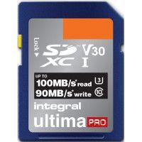 INTEGRAL Carte micro SDHC/XC INTEGRAL INSDX 128 G-100/90 V 30