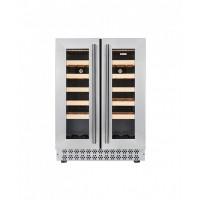 Le Cellier Cet appareil est destiné uniquement au stockage du vin LE CELLIER LCI 40 DPVI