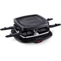 RACLETTE GRILL 4 PERS. MOULINEX - RE140812