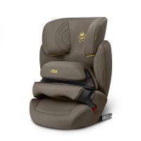 CBX Siege auto 9 - 36 mois Aura-fix Isofix - Brown