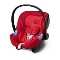 CYBEX Siege auto Groupe 0+ Aton M 0-13 kg - Rebel Red