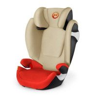 CYBEX Siege auto Groupe 2 3 - Solution M 15-36kg / 3 a 12 ans - Autumn Gold