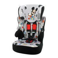 MICKEY Siege Auto Beline Groupe 1-2-3 Disney Framboise