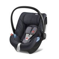 GB Siege auto Groupe 0+ Artio 0-13kg / 0-18m - Silver Fox Grey