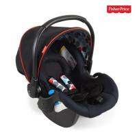 HAUCK - siege auto groupe0+ Comfortfix - Fisher Price - black