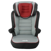 NANIA Siege Auto R-Way Luxe Groupe 2-3 Rouge