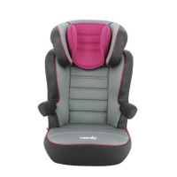 NANIA Siege Auto R-Way Luxe Groupe 2-3 Framboise