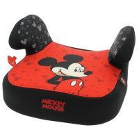MICKEY Rehausseur Bas Groupe 2/3 Dream Luxe Noir Rouge - Disney Baby