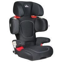 RENOLUX Renofix Isofix Rehausseur Groupe 2/3 - Total Black