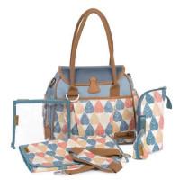 BABYMOOV Sac a Langer Style Bag Petrole