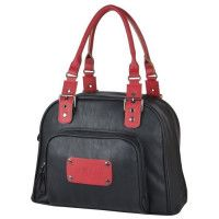 BABY ON BOARD Sac a langer Swapn Go - Noir / Rouge