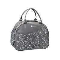 BADABULLE Sac a langer Week-end - Confetti - Grey