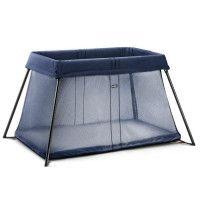 BABYBJORN Lit Parapluie Light Bleu fonce