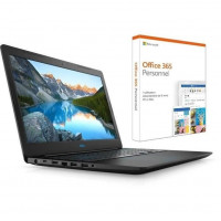 DELL PC Portable Gamer Inspiron G3 15-3579 15,6 FHD - i5-8300H - RAM 8Go - 1To HDD + 128Go SSD - GTX1050 4Go + Office 365 Person