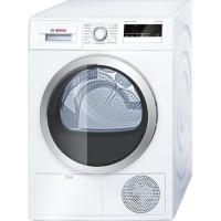 BOSCH WTH85290FF Seche-linge - 8 kg - Condensation pompe a chaleur - Classe A++ - Blanc
