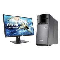 ASUS M32CD-K-FR010D - i5-7400 - RAM 8Go -128Go + 1To - GTX1050 - Endless + Ecran MG248QE - 24 - FHD - TN - 1ms - 144Hz - FreeSyn