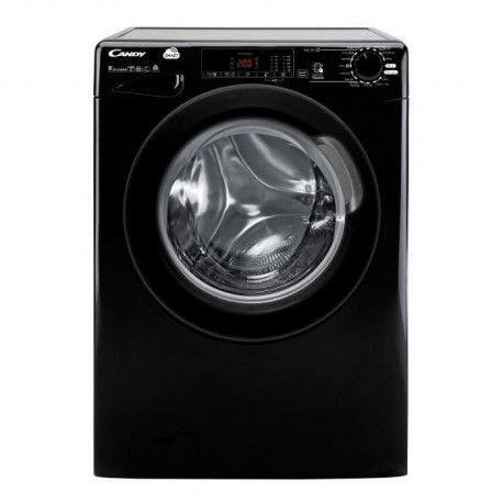 Lave-linge séchant 9kg CANDY 1400tr/min 60cm A, CANCSWS496TB47