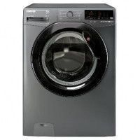 HOOVER DWOA410AHB7R1 Lave-linge frontal - 10 kg - 1400 trs / min - A+++ - Anthracite