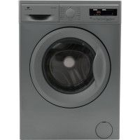 Lave-linge frontal 12 kg 1200 trs/min A+++ depart differe affichage digital silver (moteur induction)