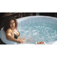SUNSPA Spa Gonflable rond 6 places