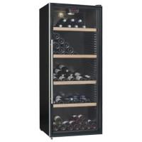 CLIMADIFF CLPG190 Cave a vin polyvalente ou de conservation - 187 bouteilles - Pose libre - Classe C - L 63 x 169,5 cm