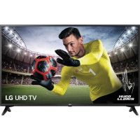 LG 49UJ620V TV LED 4K UHD 123 cm 49 - SMART TV - 3 x HDMI - 2 x USB - Classe energetique A