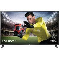 LG 43UJ620V TV LED UHD 4K - 108 cm 43 - SMART TV - 3 x HDMI - 2 x USB - Classe energetique A