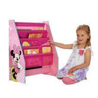 MINNIE MOUSE Bibliotheque Enfant en bois Fille - Worlds Apart