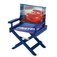 CARS - Chaise de Cinema Enfant - Bleu et Multicolore