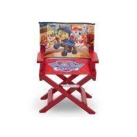 PAT PATROUILLE - Chaise de Cinema Enfant - Rouge et Multicolore