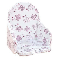 Looping Coussin sans sang Lapin Cassis