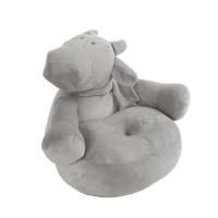NOUKIES Fauteuil Bebe Lola gris clair - 87x56 cm