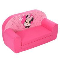 MINNIE Canape Mousse Sofa - Disney Baby