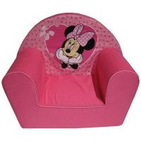 MINNIE Fauteuil Minnie Coeur Rose - Disney Baby