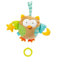 BABYSUN Hochet Musical Hibou - Sleeping Forest