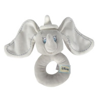 DISNEY Dumbo LElephant Hochet en Peluche