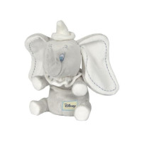 DISNEY Dumbo LElephant Peluche Dumbo Assis 17 cm